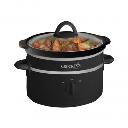 Wolnowar Crock-Pot 2,4l czarny