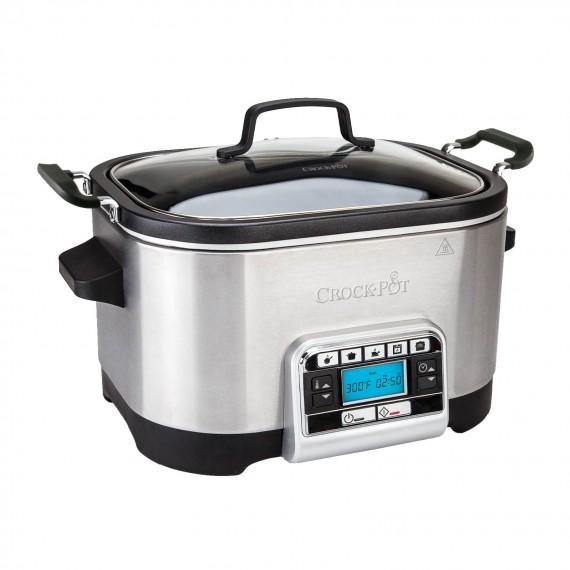 MultiCooker Crock-Pot 5.6l, 5w1 CSC024X