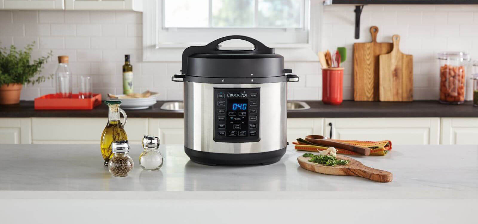 MultiCooker Ekspress Crock-Pot 5.6l, 12w1 CSC051X